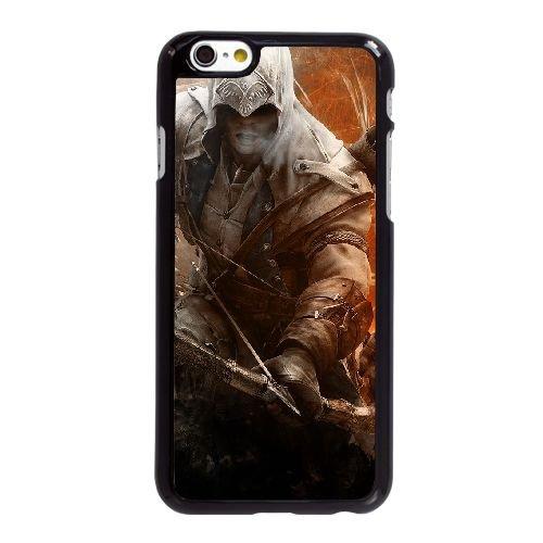 Creed III Z8I7AM coque iPhone 6 4.7 pouces cas de couverture de téléphone portable de coque IH8GJH1AS noires de S0F11