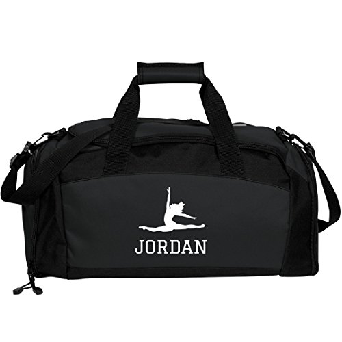 Jordan Dance Bag Gift: Port & Company Gym Duffel Bag by FUNNYSHIRTS.ORG