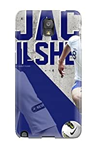 Fashionable Style Case Cover Skin For Galaxy Note 3- Jack Wilshere