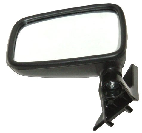 OE Replacement Mazda Pickup Driver Side Mirror Outside Rear View (Partslink Number MA1320101) Mazda Pickup Parts