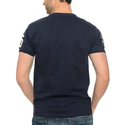 taille Marine Norway Tshirt S Homme Jasmin Geographical x0Pqp66