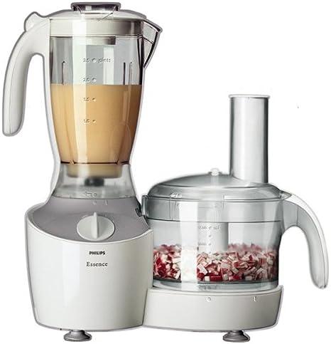 Philips HR7750/01 - Robot de cocina (De plástico, PP, Stainless steel): Amazon.es: Hogar