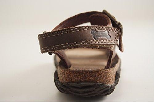 Stones and Bones - Zapatillas de deporte para niño Chocolate
