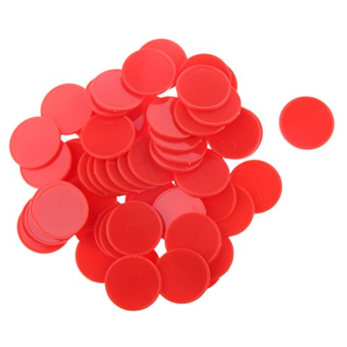 plastic-casino-poker-chips-bingo-markers-tokens-board-game-kids-toy-gift-red-pack-of-100