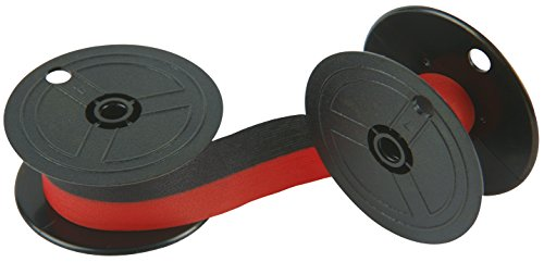 Porelon 11209 Universal Twin Spool Compatible Calculator Ribbon, Replaces Manufacturers Parts M-310, RB-2, 013091, 1 Pack