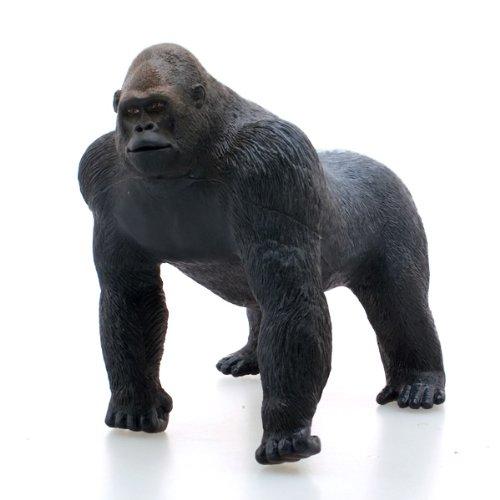 - Western Lowland Gorilla Plastic Model