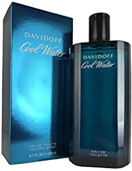 Davidoff Cool Water Edt Spray for Men, 6.7 oz