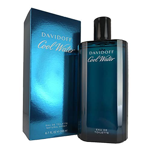 Davidoff Cool Water Edt Spray for Men, 6.7 ()