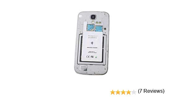 Qi Wireless MC-S4 - Cargador inalámbrico para Samsung Galaxy ...