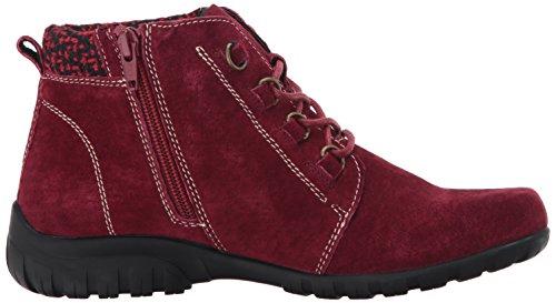 Women's Delaney Ankle Dark Propet Red Bootie d5q8x0x7w