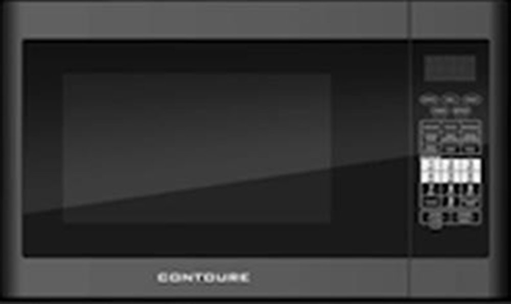 Convection Microwave Oven - 1.0 Cuft. - BlackRV-185B-CON