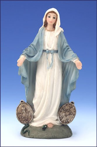 Miraculous Mary Statue 5