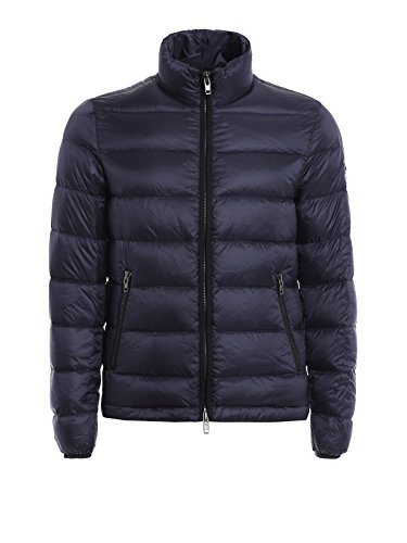 Down Polyamide FAY Jacket Men's Blue NAM32350710GOSU809 HwxIUqY