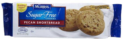 (Murray Sugar Free Coookies - Pecan Shortbread - 5.5 oz)