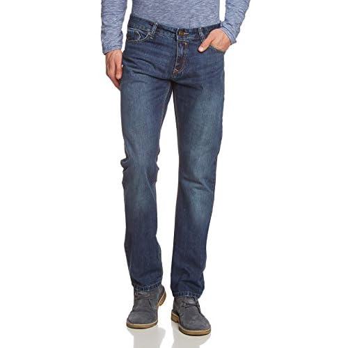 durable modeling H.I.S Jeans Jeans Stanton - Vaqueros para hombre ... 20a9a37d078