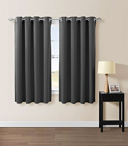 Grommet Thermal Insulated ︻ Blackout Blackout Curtain Us241