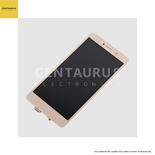 For Huawei Honor 6X BLN-L22 L21 L24 AL10 TL00 AL10 TL10 Brooklyn 5 5''  Touch Screen Digitizer LCD Display Replacement (Gold)