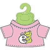 かえるのピクルス ロゴミニTシャツ ピンク