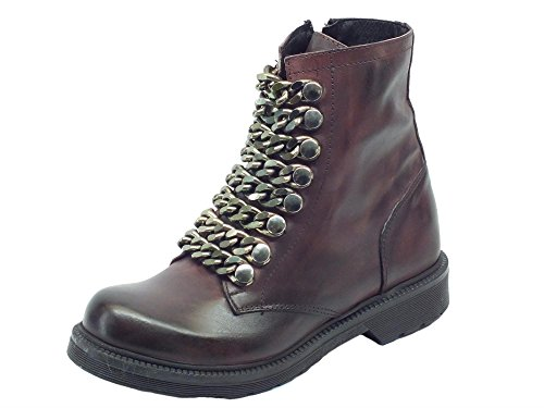 Fiori Bordeaux Mercante Vitello Di Boots Bordeaux D06i Women's Ky Cx5Sx