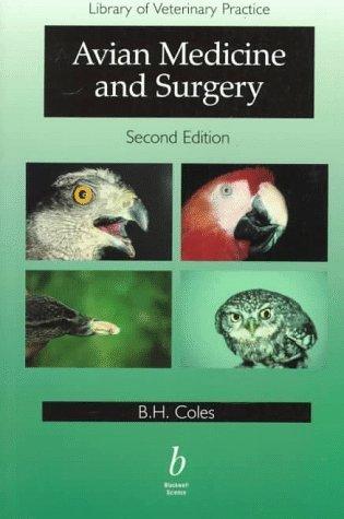 Avian Medicine & Surgery by B. H. Coles (1997-01-15)