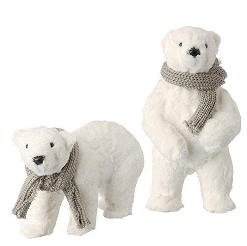 polar bear christmas ornaments - 2