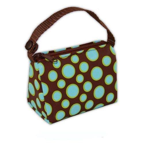 BooginHead Blue Bubble PaciPouch Pacifier Bag Holder Paci Pouch