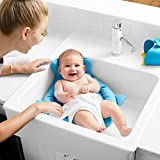 Skip Hop Baby Bath Tub: Moby Newborn Softspot