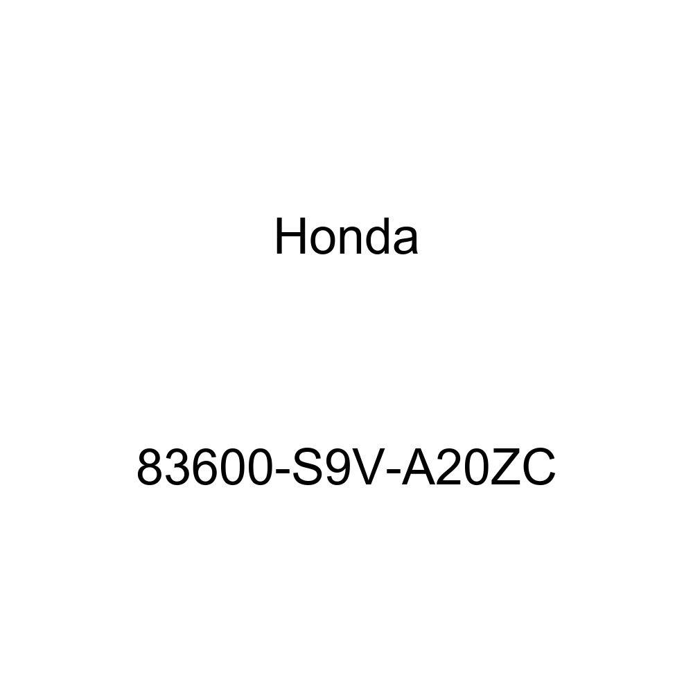 Honda Genuine 83600-S9V-A20ZC Floor Mat Set