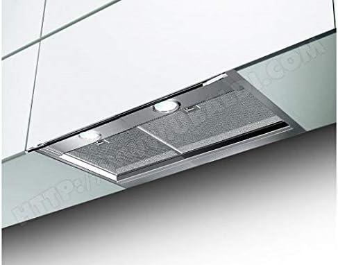 Faber – Campana empotrable In-Nova Smart X A60 acabado acero de 60 cm: Amazon.es: Grandes electrodomésticos