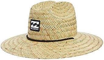 Sombrero de paja salvavidas para hombre Billabong