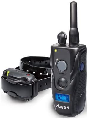 Dogtra 280C Basic Electronic Training Dog Collar with Remote for Dogs 10 Pounds