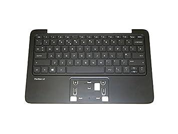 HP 740184-131 Teclado Refacción para Notebook - Componente para Ordenador Portátil (Teclado, Portugués, Pavilion 11 x 2): Amazon.es: Informática