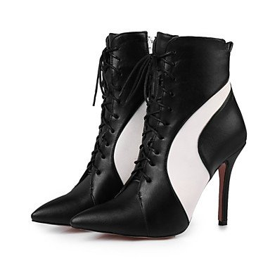 5 Booties Toe 5 Fall Boots Leatherette EU45 Winter Boots Stiletto Shoes Boots Pointed Novelty Customized US12 Materials Women'S Heel CN47 UK10 RTRY Ankle Fashion wBqH6ZCS