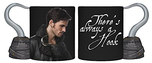 Once upon a Time Hook Mug (Hook From Once Upon A Time)