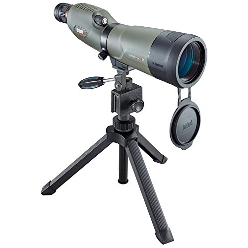 Bushnell Trophy Xtreme Spotting Scope, Green, 20-60 x 65mm