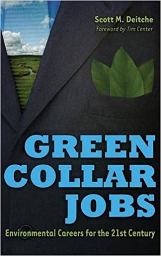Green Collar Jobs: Environmental Careers for the 21st Century ...