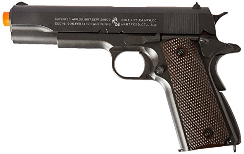 Colt 100Th Anniversary 1911 Co2 Full Metal Airsoft Pistol, - Airsoft Co2 Rifle Gun