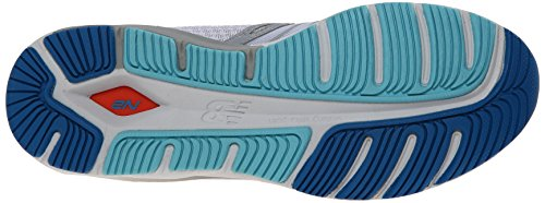 New Balance Womens WW1765V2 Walking Shoe White/Blue H5G3U