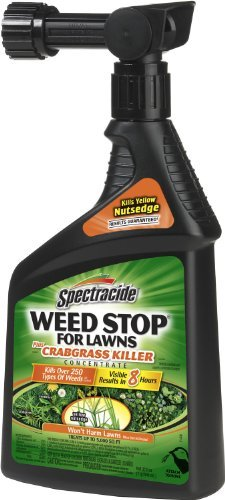 Spectracide Weed Stop For Lawns Rts