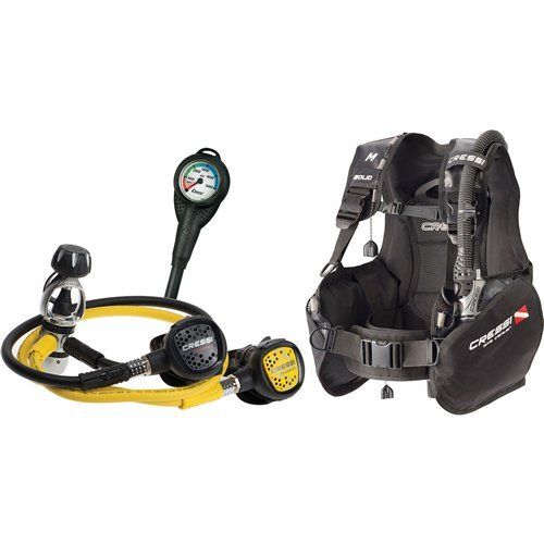 Cressi Solid Scuba Package by Cressi