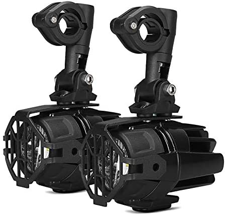 Led Zusatzscheinwerfer Set S22x Für Benelli Trk 502 X Auto