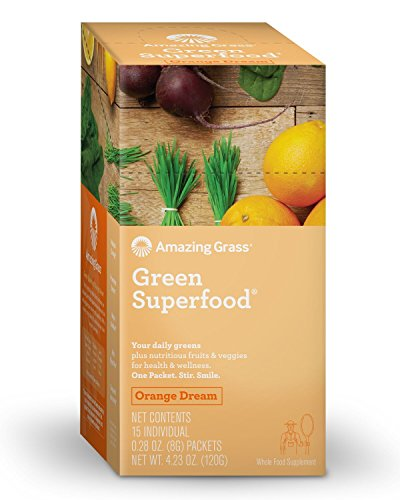 Amazing Grass Superfood Organic Powder