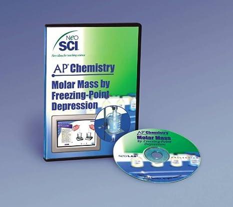 Amazon.com: Neo/SCI Molar Mass by Freezing Point Depression Neo ...
