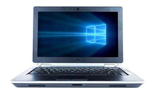 "DELL E6320 Laptop 13.3"" Intel Core i5-2520M 2.5GHz, 4G DDR3 RAM, 500G HDD, DVD, Windows 10 Pro 64,1 Year Warranty"