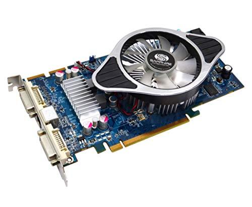 400 Core Mhz Clock - Sapphire ATI Radeon HD 4850 512MB Dual DualLink DVI S-Video PCI-Express 2.0 X16 Graphics Video Card 288-10E81-050SA A084200051911.