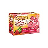 EmergenC Strawberry Kiwi Review
