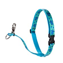 """LupinePet Originals 1"""" Turtle Reef 26-38"""" No Pull Harness for Medium-Larger Dogs"""