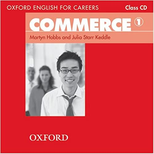 Libro Epub Gratis Oxford English For Careers: Commerce 1: Commerce 1. Class Cd