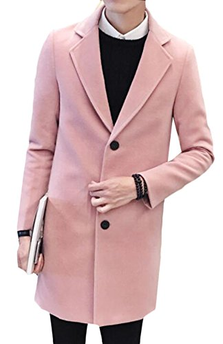 Blend Button Front Coat - 2