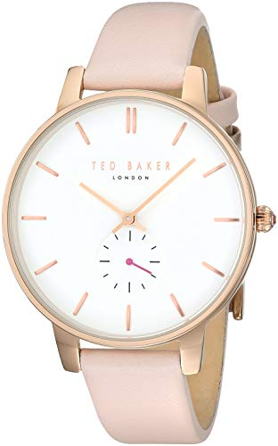 Watch Ted Baker Women's Classic Watch Quartz Mineral Crystal TE50660002 TE50660002
